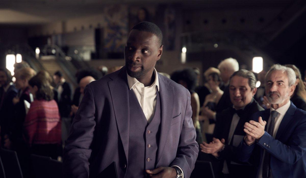 Omar Sy interpreta Assane Diop nella serie francese targata Netflix. Credits: Emmanuel Guimier/Netflix.