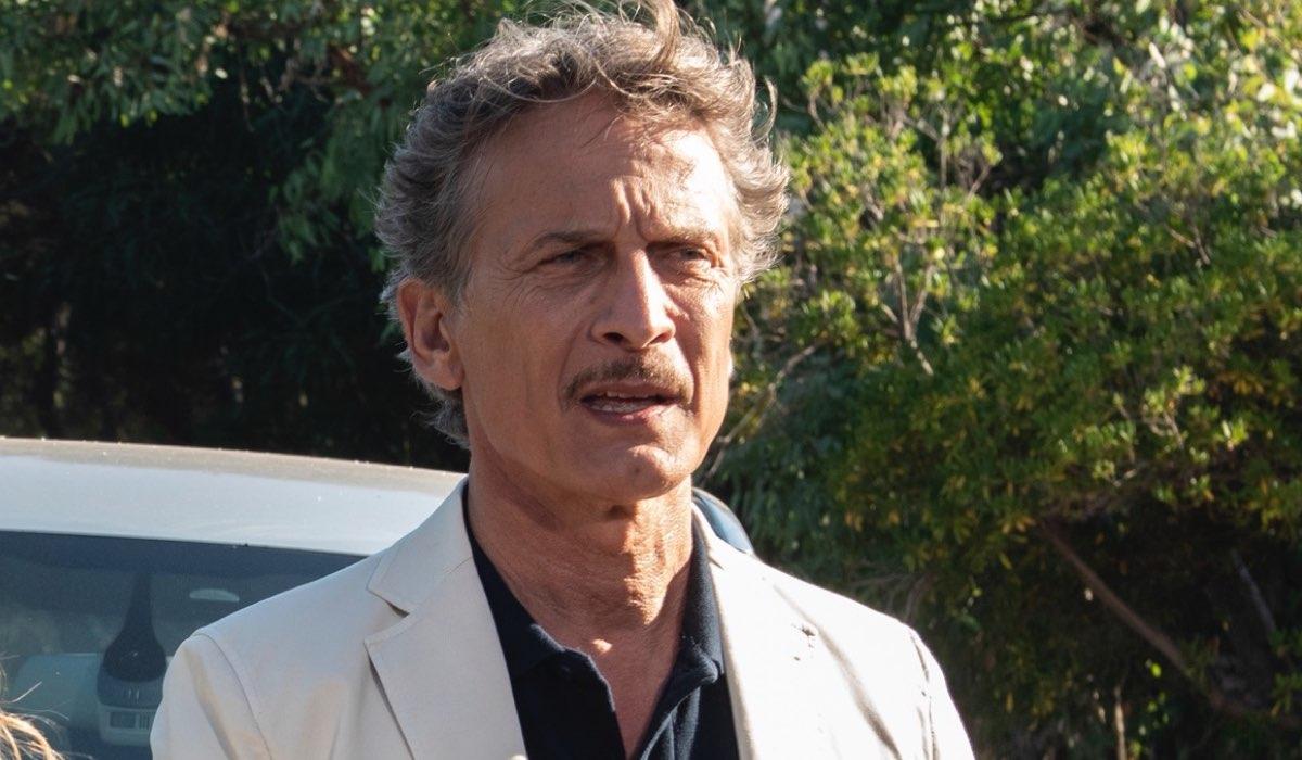 Casare Bocci Interpreta Alberto In Fratelli Caputo Credits Mediaset