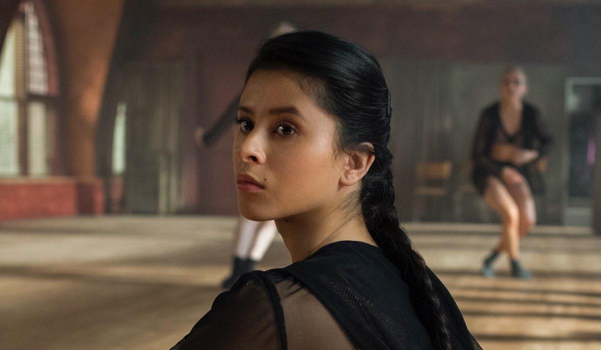 Daniela Norman Interpreta Hune Park In Tiny Pretty Things Credits Sophie Giraud e Netflix