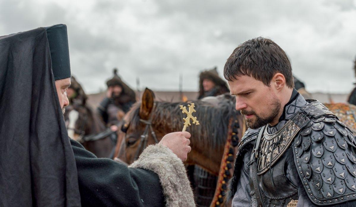 Danila Kozlovsky Interpreta Oleg In Vikings 6b, Credits Timvision