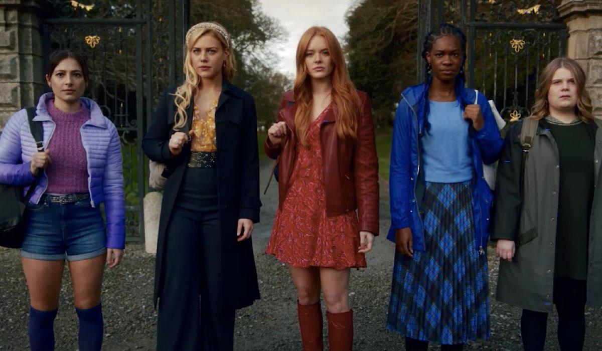 Una scena di Fate: The Winx Saga. Credits: Netflix.