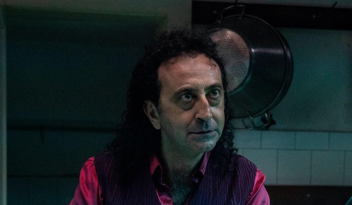 Giovanni Esposito Interpreta Anaconda In Cops Una Banda Di Poliziotti Credits Gianni Fiorito/Sky