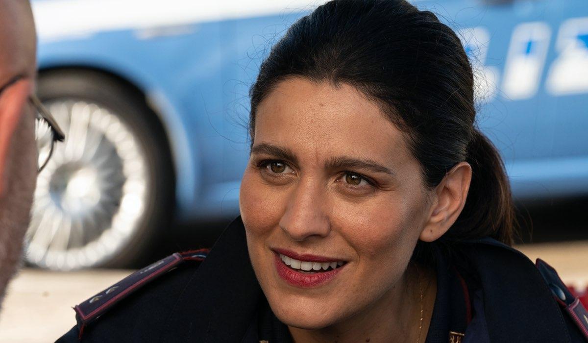 Giulia Bevilacqua Interpreta Maria Crocifissa In Cops Una Banda Di Poliziotti Credits Gianni Fiorito/Sky
