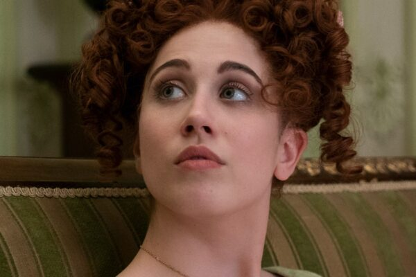 Harriet Cains Interpreta Philippa in Bridgerton, Credits Liam Daniel/Netflix