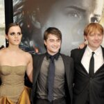 harry potter attori premiere getty