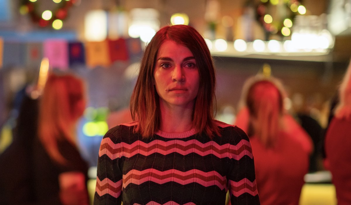 Ida Elise Broch in Natale Con Uno Sconosciuto. Credits: Stefan Borup/Netflix.