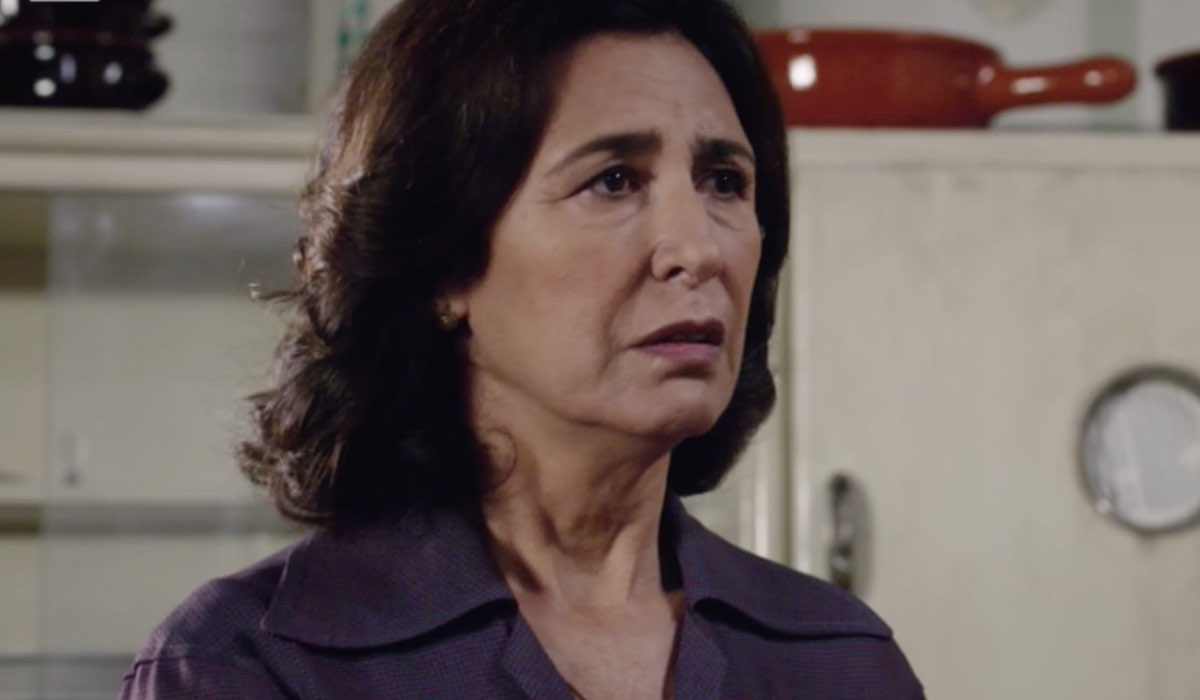 Il Paradiso delle Signore 5 Agnese Amato interpretata da Antonella Attili, qui nella puntata 46 Credits Rai