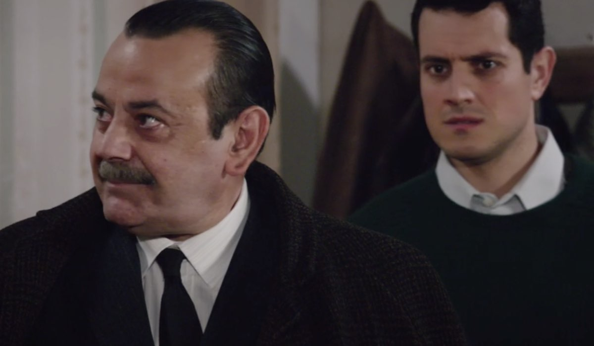 Il Paradiso delle Signore 5 Giuseppe e Salvatore Amato interpretati da Nicola Rignanese e Emanuel Caserio, qui nella puntata 46 Credits Rai