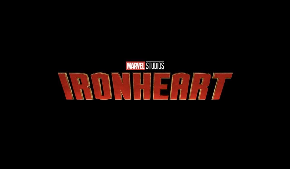 Logo di Ironheart. Credits: Disney Plus/Marvel Studios.