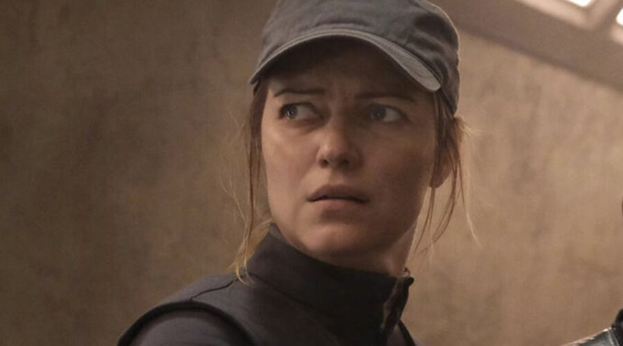 ivana milicevic è diyoza in the 100 7 stagione credits