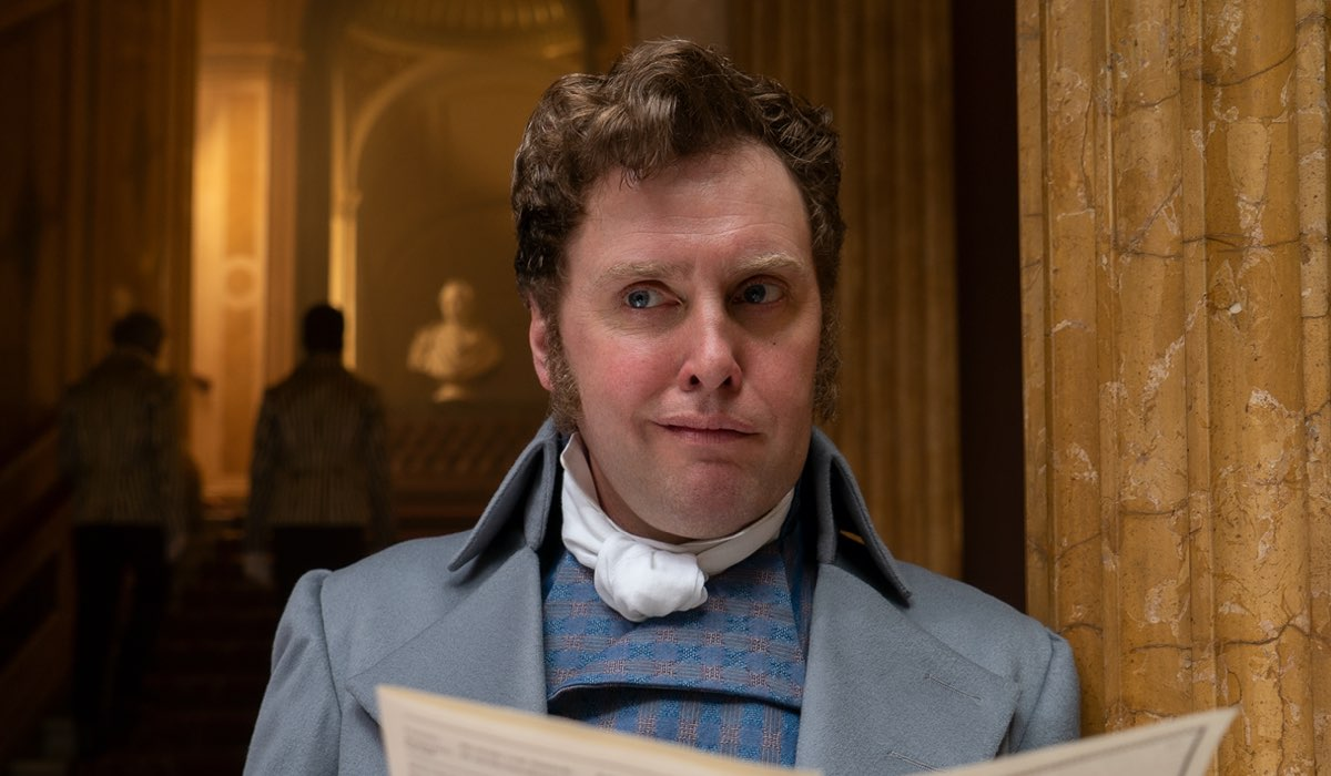 Jamie Beamish Interpreta Nigel Berbrooke In Bridgerton, Credits Liam Daniel/Netflix
