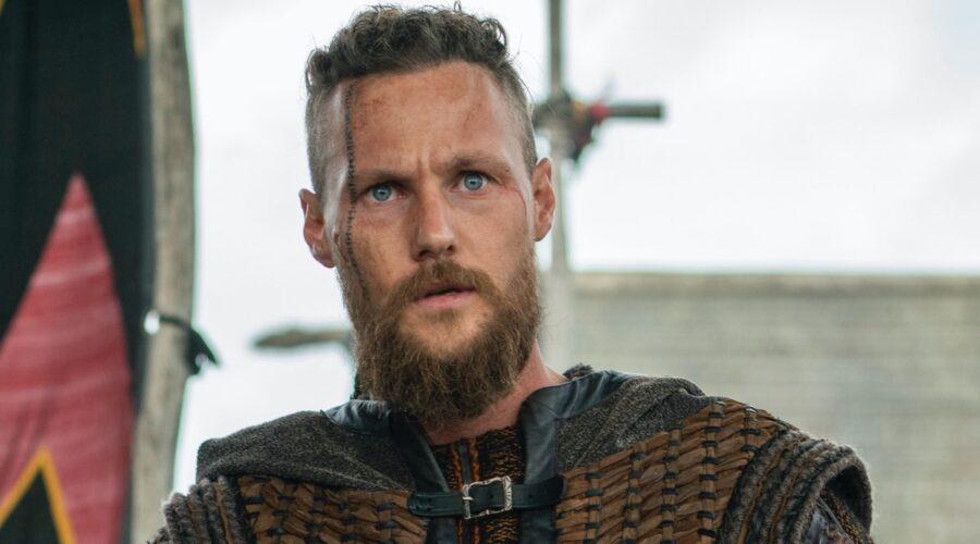 Jordan Patrick Smith interpreta Ubbe In Vikings 6A, Credits Timvision
