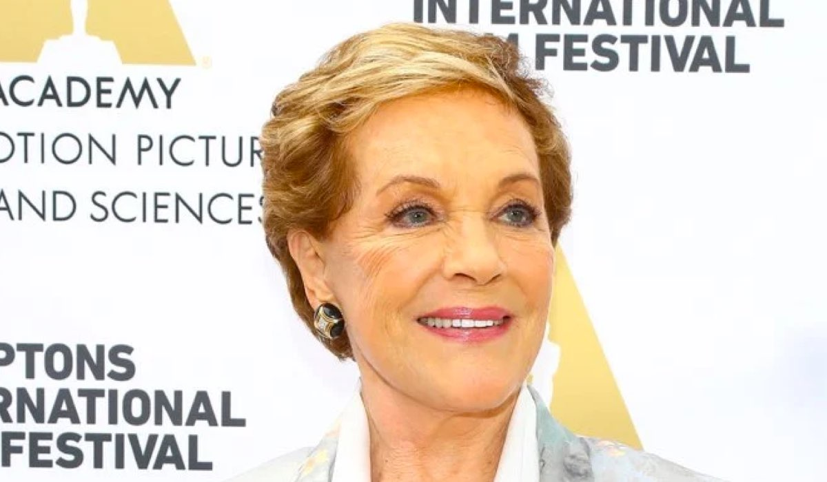 Julie Andrews Credits Getty Images