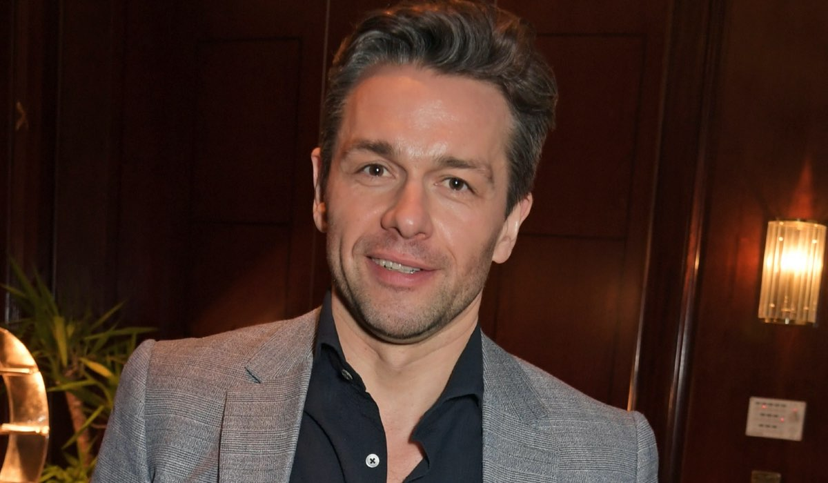 L'attore Julian Ovenden Credits David M. Benett Getty Images