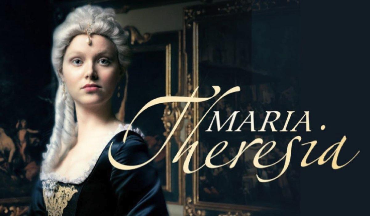Locandina Di Maria Teresa Fiction Dal Titolo Originale Maria Theresia