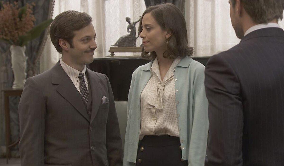 marta e suo marito ramon ne il segreto credits netflix