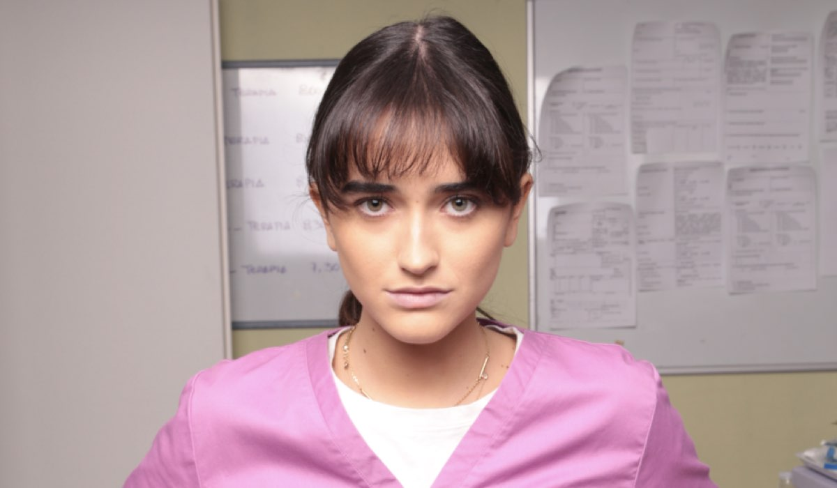 Martina Bonan in Mental cast interpreta Valentina. Credits: Rai Fiction/Standbyme.
