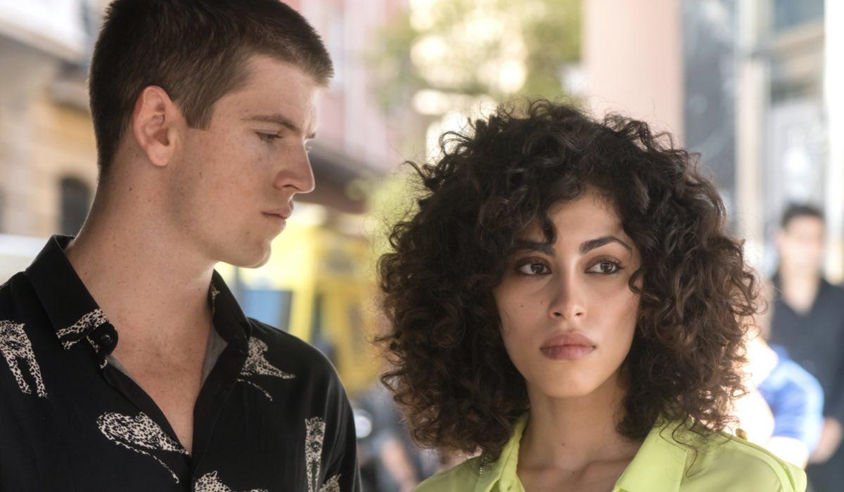 Miguel Bernardeau (Guzman) E Mina El Hammani (Nadia) In Elite 3. Credits: Manuel Fernandez-Valdes E Netflix