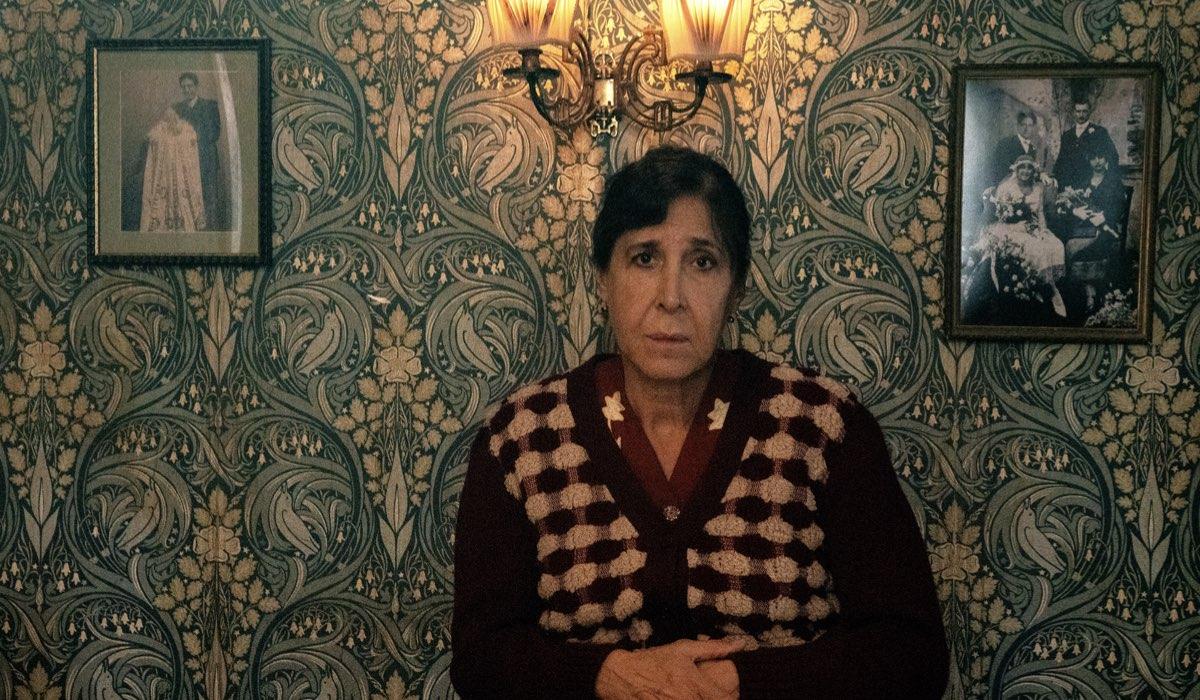 Natale In Casa Cupiello, qui Marina Confalone che interpreta Concetta Cupiello Credits Gianni Fiorito e Rai
