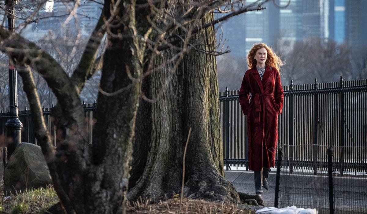 Nicole Kidman in una scena di The Undoing - Le Verità Non Dette Credits HBO e Sky
