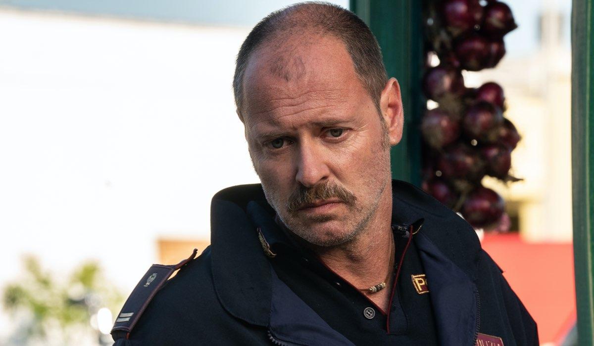 Pietro Sermonti Interpreta Nicola In Cops Una Banda Di Poliziotti Credits Gianni Fiorito/Sky