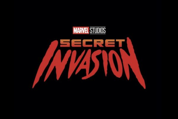 Logo di Secret Invasion. Credits: Disney Plus/Marvel Studios.