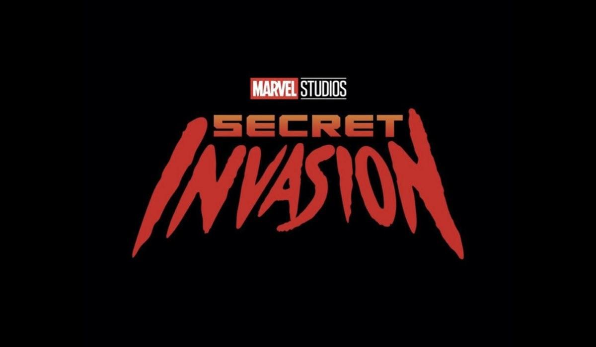 Logo di Secret Invasion. Credits: Disney Plus/Marvel Studios.