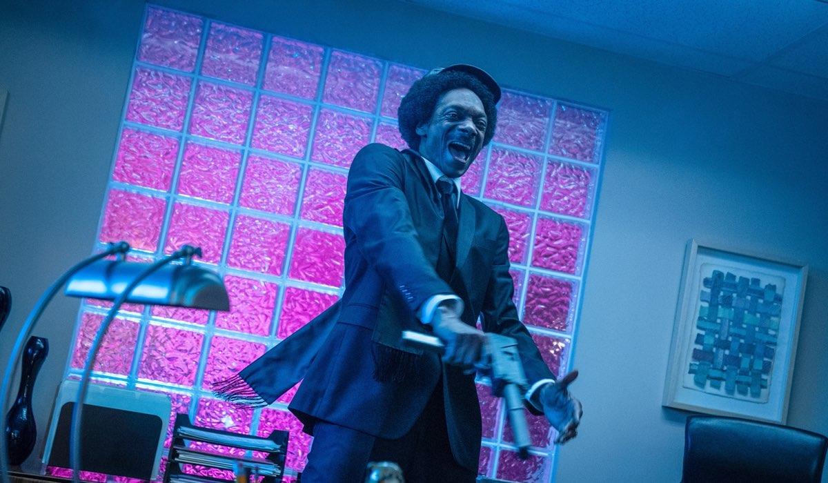 Snoop Dogg In Una Scena Di Black Monday 2 Credits Sky