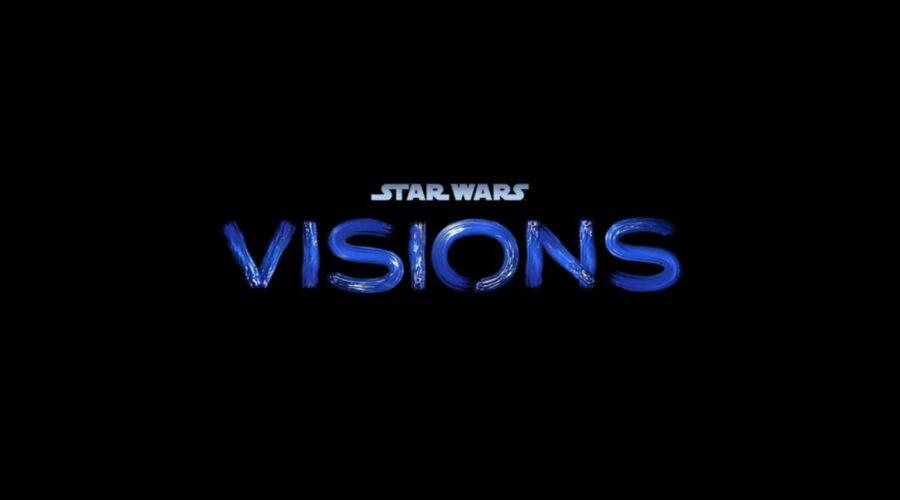Logo di Star Wars Visions. Credits: Disney Plus/Lucasfilm.