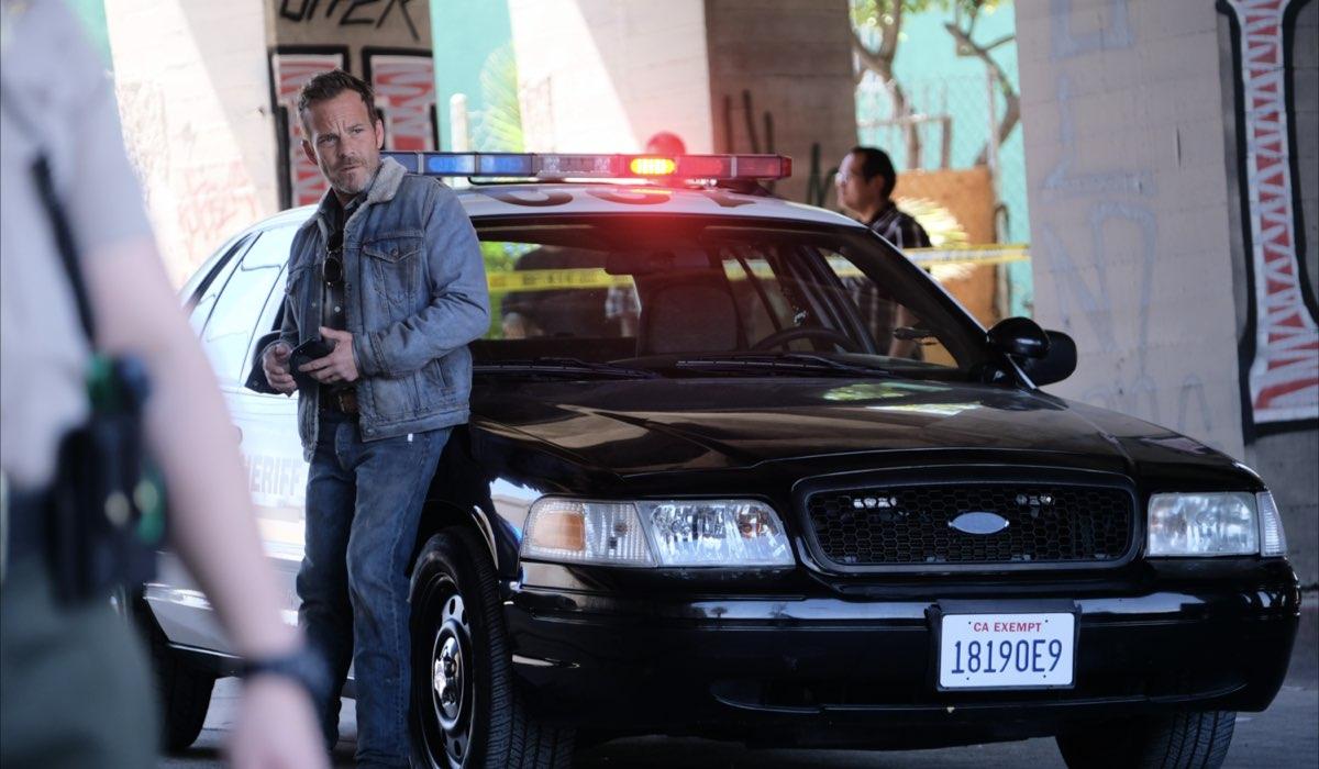 Stephen Dorff in una scena di Deputy. Credits: Fox.