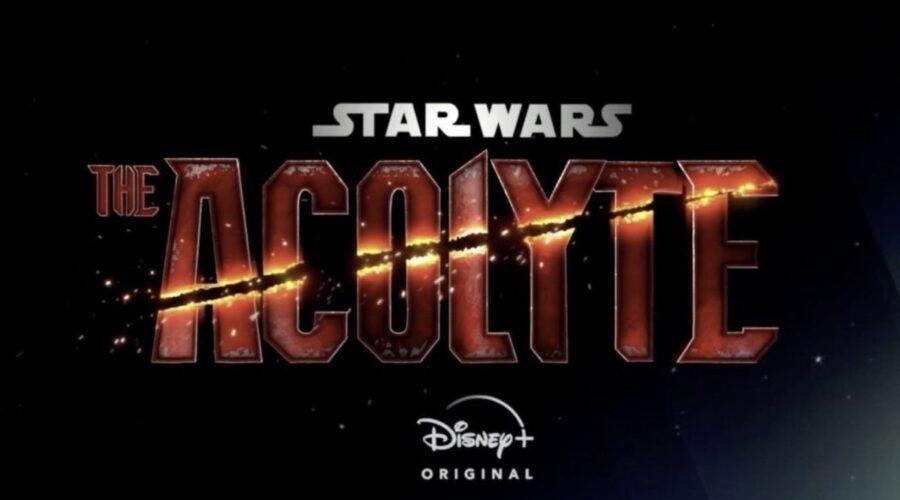 Logo di The Acolyte. Credits: Disney Plus/Lucasfilm.