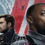 Falcon e Winter Soldier nel post della serie tv. Credits: Marvel Studios/Disney Plus.