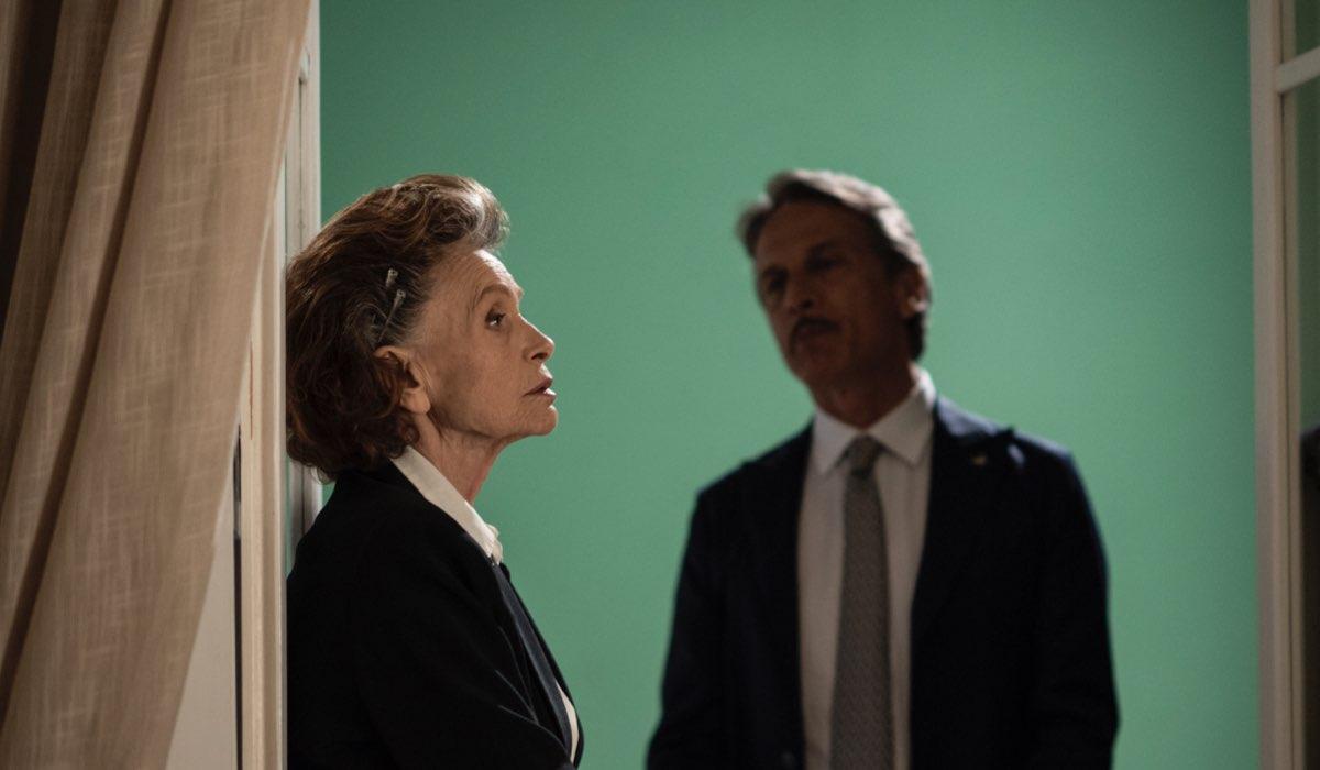 Una scena de Fratelli Caputo con Cesare Bocci che interpreta Alberto Credits Mediaset