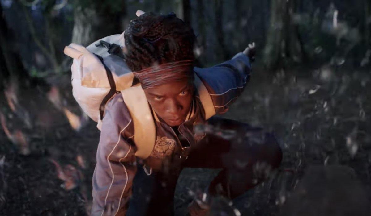 Precious Mustapha nei panni di Aisha in Fate: The Winx Saga. Credits: Netflix