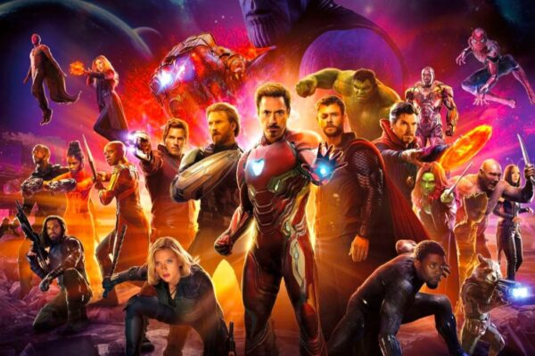 film marvel ordine
