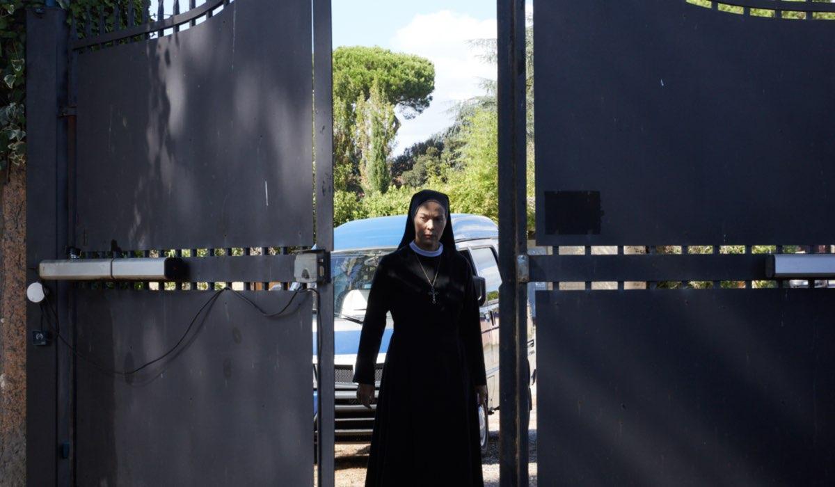 Che Dio Ci Aiuti 6 Elena Sofia Ricci in una scena: Credits Lucia Iuorio e Rai