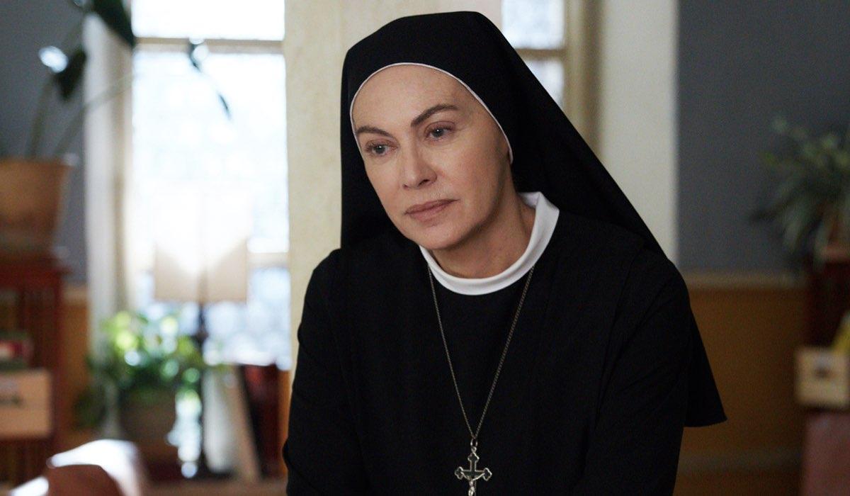 Che Dio Ci Aiuti 6 Stagione Qui Suor Angela Interpretata Da Elena Sofia Ricci Credits Lucia Iuorio E Rai