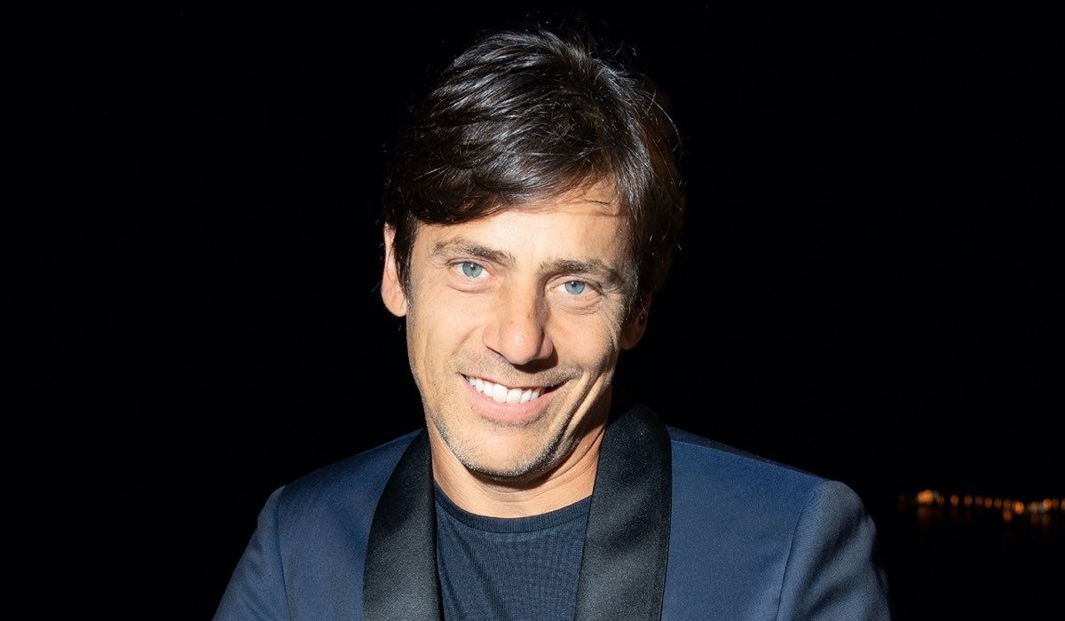 Davide Devenuto ai Nastri D'Argento 2019. Credits: Daniele Venturelli/Getty Images