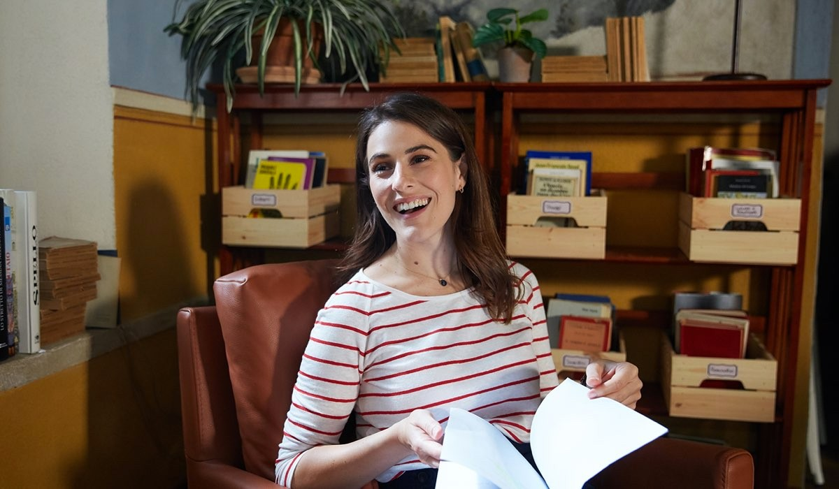 Diana Del Bufalo In Che Dio Ci Aiuti 6. Credits: Lucia Iuorio e Rai