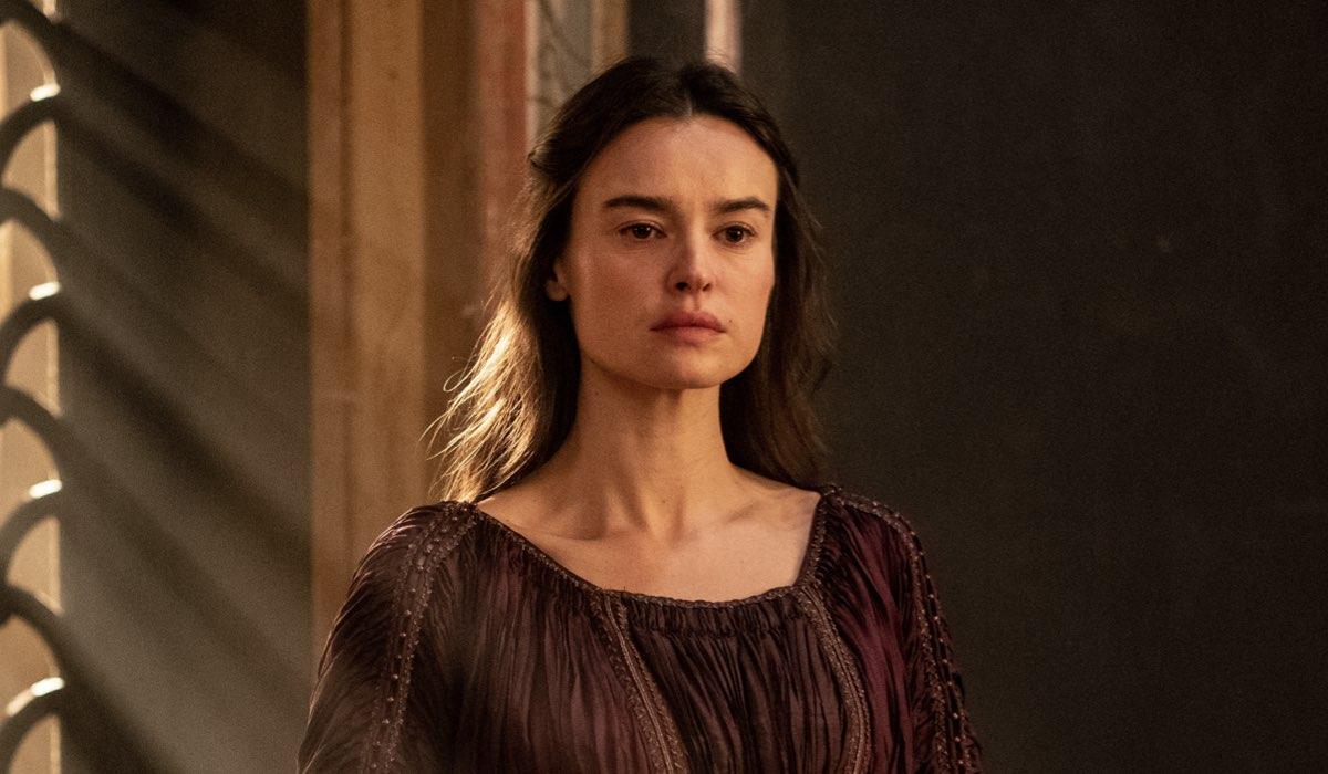 Kasia Smutniak interpreta Livia Drusilla in Domina. Credits: Antonello & Montesi/Sky.