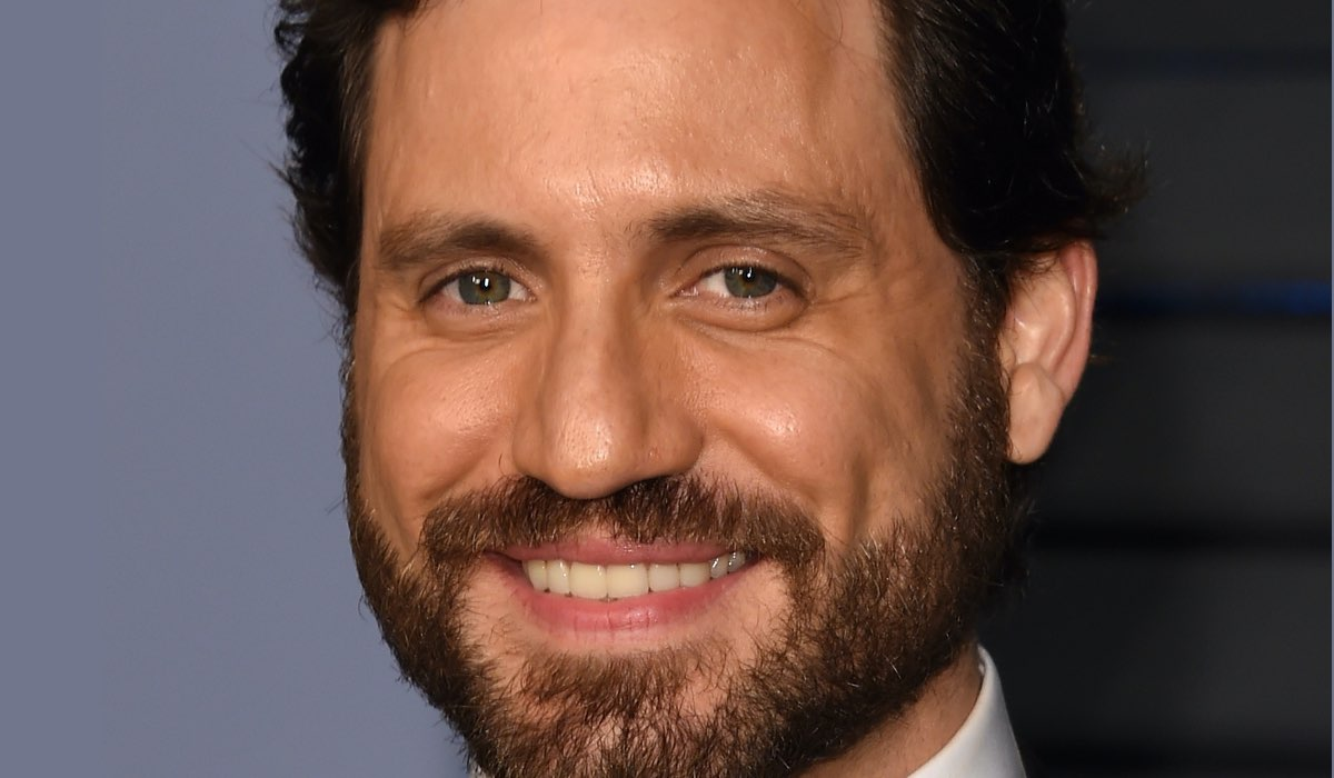 Edgar Ramirez durante il Vanity Fair Oscar Party 2018: Credits J. Merrit/Getty Images