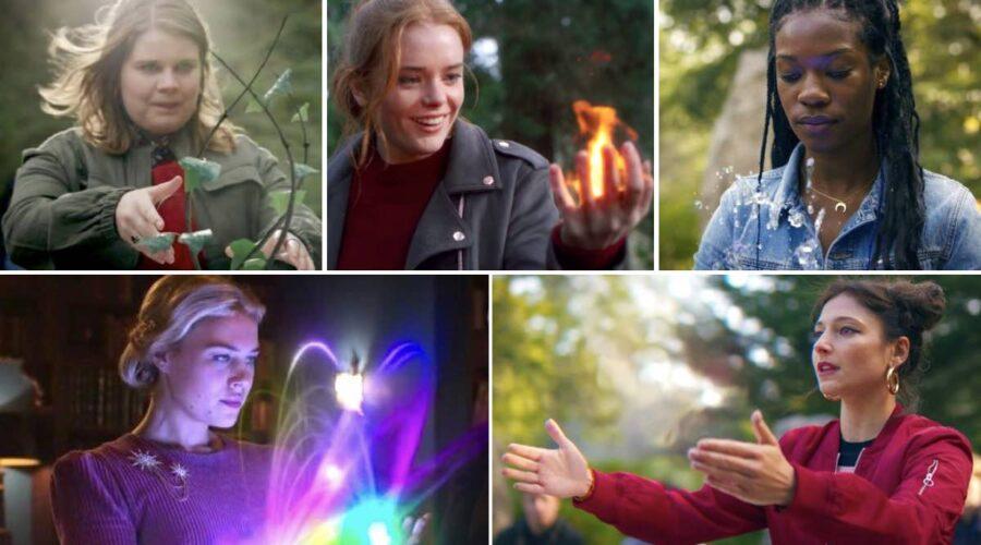 Fate The Winx Saga Quiz, Quale Fata Sei: Aria, Acqua, Fuoco, Mente, Luce, Terra. Credits: Netflix