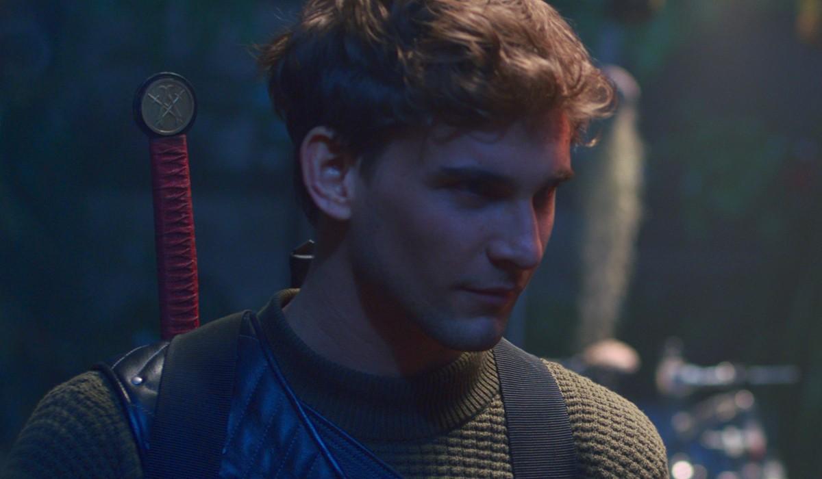 Freddie Thorp Interpreta Riven In Fate-The Winx Saga. Credits: Jonathan Hession/Netflix