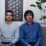 Gianmarco Saurino e Pierpaolo Spollon In Che Dio Ci Aiuti 6. Credits: Lucia Iuorio/Rai