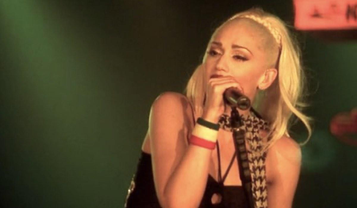 Gwen Stefani In Dawson's Creek. Credits: The WB