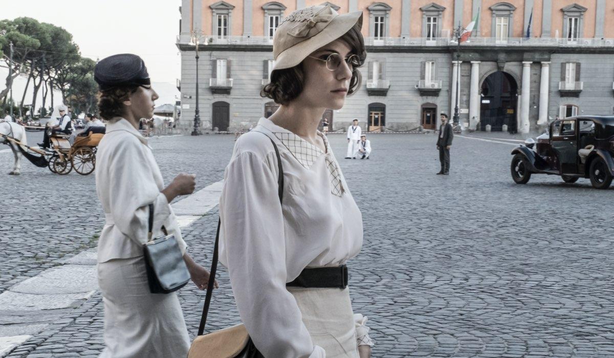Il Commissario Ricciardi Maria Vera Ratti Interpreta Enrica Qui In Una Scena Della Terza Puntata Credits Anna Camerlingo E Rai