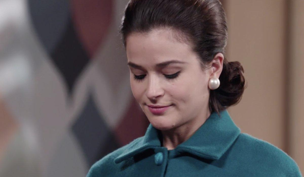 Il Paradiso Delle Signore 5 Ilaria Rossi Interpreta Gabriella Rossi Qui In Una Scena Della Puntata 62 Credits Rai