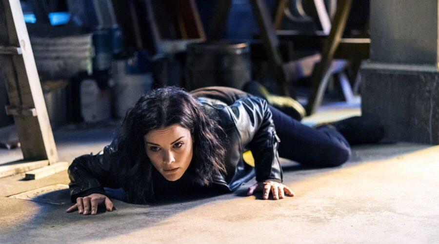 Jaimie Alexander interpreta Jane Doe in Blindspot: Credits Mediaset