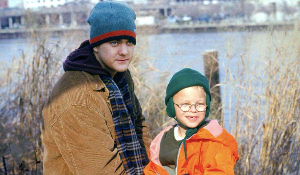 Jonathan Lipnicki In Dawson's Creek. Credits: The WB