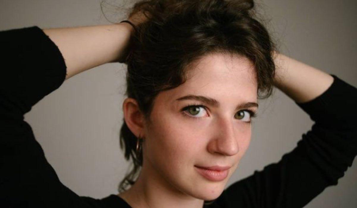 L'attrice Isabella Mottinelli In una foto condivisa sul suo Profilo Instagram
